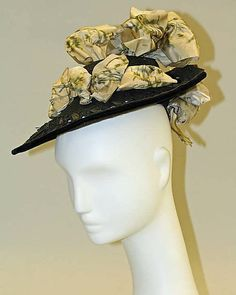 Hats from the Met: 1892