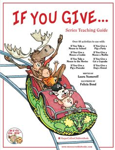 If You Give... Series Teaching Guide…Free