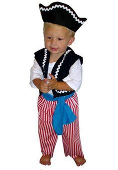 My Sweet Dreams Baby - Pirate Boy Costume (6M - 4 Years) (http://www.mysweetdreamsbaby.com/pirate-boy-costume-6m-4-years/)