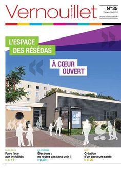 Magazine municipal de Vernouillet n°35 (décembre 2013)