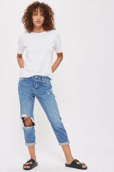 Busted Knee Blue Hayden Jeans | TOYSHOP