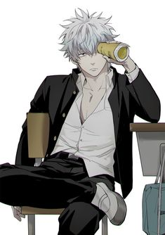 Anime boy good look Anime Boys, Manga Anime, Fanarts Anime, Cute Anime Guys, Manga Boy, Anime Characters, Anime Art, Killua, Blue Exorcist