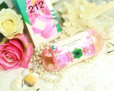 Perfume 212 Surf Summer    por Bruna Tavares | Pausa para feminices       - http://modatrade.com.br/perfume-212-surf-summer