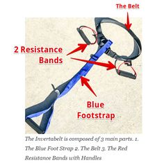 Therapy Solutions For a Better Life Resistance Bands With Handles, Posture Support, Muscle And Nerve, Therapy Tools, Better Life, Back Pain, Exercise, Group, Check