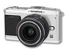 Olympus EP-1 my camera <3