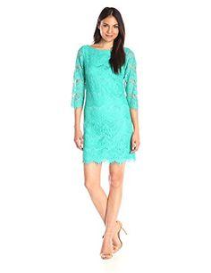 Jessica Howard Women's Lace Shift Dress, Turquoise, 14 Je... https://www.amazon.com/dp/B01D92I44E/ref=cm_sw_r_pi_dp_I0TFxbV0CEEPA
