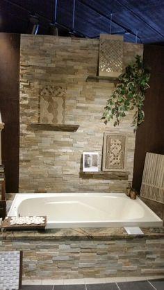 Alcove, Bathroom Ideas, Bathtub, Rome, Standing Bath, Bathtubs, Bath Tube, Bath Tub, Tub
