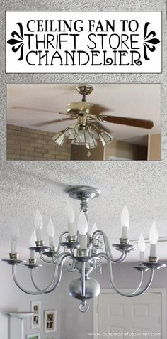 A simple chandelier