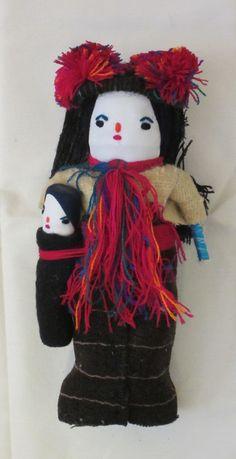 Chamula Chiapas doll
