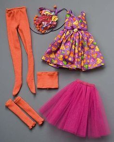 18 ideas crochet kids clothes free barbie dolls for 2019 Sewing Barbie Clothes, Barbie Sewing Patterns, Sewing Dolls, Girl Doll Clothes, Doll Clothes Patterns, Clothing Patterns, Diy Clothes, Girl Dolls, Doll Patterns