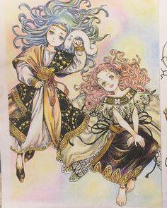 Fantasy Inspiration, Character Design Inspiration, Kawaii Chan, Fantasy Paintings, Chef D Oeuvre, Manga Illustration, Manga Drawing, Cute Art, Art Reference