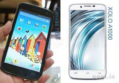 Lava Xolo A700 vs Lava Xolo A1000Smartphone,Xolo A1000 Smartphone, Xolo A700 Smartphone, Lava Xolo A1000 specifications, Lava Xolo A700 vs Lava Xolo A1000