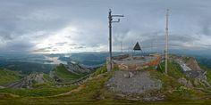 360° Panorama - Pilatus Bahnen