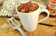 3-Minute Meatloaf in a Mug