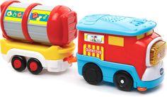 VTech Tut Tut Baby Züge - Güterzug (motorisiert) » Spielzeugautos - Jetzt online kaufen | windeln.de