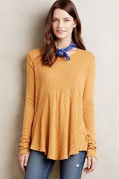 Dara Pullover  #anthropologie