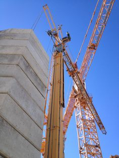 Get your High Risk Work Licence to perform Tower Crane Operations and start earning some serious money