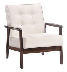 Zuo Modern 900639 Aventura Arm Chair White