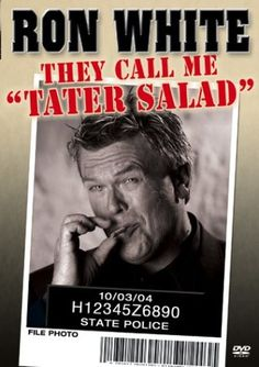 $7.49-$14.98 Ron White - They Call Me Tater Salad - One of the stars of the hit film Blue Collar Comedy Tour, The Movie, Ron White is the razor-sharp Texan who earned his reputation with his hilarious smart-talking. Now for those hungry for more laughs and White's unique perspectives on life, don't miss this talented comedian in one of his funniest stand-up performances ever! http://www.amazon.com/dp/B00022PZ2Y/?tag=pin2pet-20