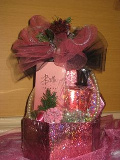 Bella Fragrance Set with Pearls. Fragrance $34. $45 with Pearls and Wrapped as shown.