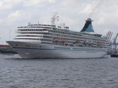 MS Artania/Hafengeburtstag 2013