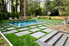 Brookhaven Pool - Northway Landscaping