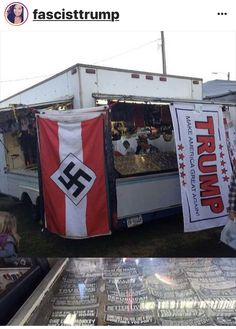 Oh Look! Nazi Trailer Trash Selling trump m/Republican Memorabilia! Make It Stop, How To Find Out, Stupid Trump Supporters, New China, Dark Ages, Satire, American History, Real Life, Critical Thinking