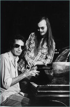 Steely Dan - kind of embarrassing to admit that I like them, but some of that stuff is so good, and they can really play