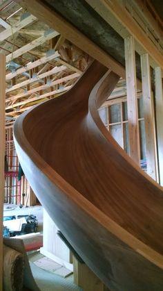 Best Aluminum Spiral Slide Chute For 9 Foot Deck Height 400 x 300