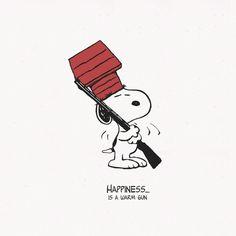 Hapiness... Is A Warm Gun