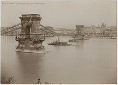 Lánchíd felújítása 1914