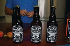 "All sorts of ""ugly apples"" go into the hard cider at Diner Brew Co. in Mount Vernon"