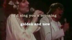 Scott Fitzgerald & Yvonne Keeley - If I Had Words - Lyrics