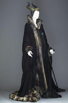 'MALEFICENT': INSIDE THE COSTUMES OF ANGELINA JOLIE'S DISNEY VILLAIN
