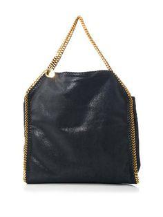 Falabella faux leather shoulder bag | Stella McCartney | MATCH...