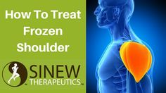 How to treat frozen shoulder and speed recovery using herbal remedies the Chinese Warriors used to heal their battlefield injuries. https://www.youtube.com/watch?v=mbGtBG4oYH0
