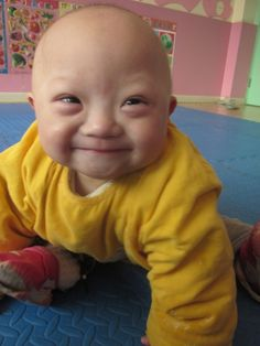 Continuing to find families for orphans in China who are living with Down syndrome
