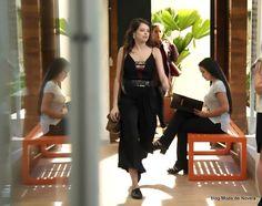 6 fotos do look da Camila dia 16 de julho na novela Haja Coração - Moda de…