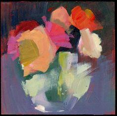 2008 shhhh, painting by artist Lisa Daria Kennedy