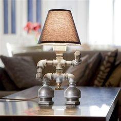 Kozo Mimi Table Lamp - upcycled lighting