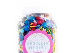 Comic Book sprinkles--Sweetopolita