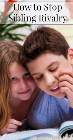 How to Stop Sibling Rivalry -- {Parenting, Parenting Tips, Discipline, Gentle Discipline, Positive Discipline, Sibling Rivalry, Sibling Fighting, Discipline Tips, Attachment Parenting, Motherhood, Children}