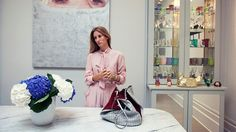 Carolina Bucci – Florentine Style in London – The Picture Of – Tod's US