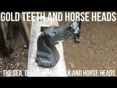 Gold Teeth and Forged Steel Horse Heads - YouTube