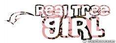 Real Tree Girl Pink Camo Facebook Cover Facebook Timeline Cover: