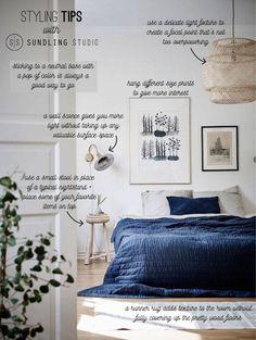 Stying Tips - Sundling Studio #stylingtips #interiordesign