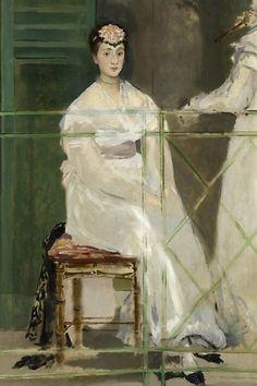 """O quadro """"Retrato de Mademoiselle Claus"""", de 1868, de Manet; retrato de Manet permanece no Reino Unido após campanha de museu."""