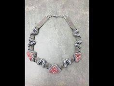 Papatya Bileklik Modeli/Bracelet/Takı Tasarımı - YouTube