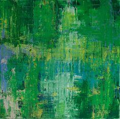 "Saatchi Online Artist: Brett Polonsky; Acrylic 2013 Painting ""Gladly Beyond 2"""