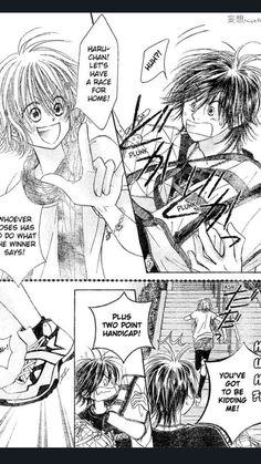 Junai Labyrinth Manga - Umi ❤️ Haruto